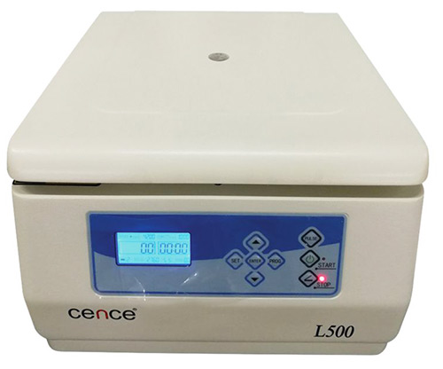 Cence CNC-102 L500 Tabletop Low Speed Centrifuge