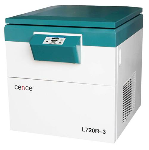 Cence CNC-117 L720R-3 High Capacity Refrigerated Centrifuge