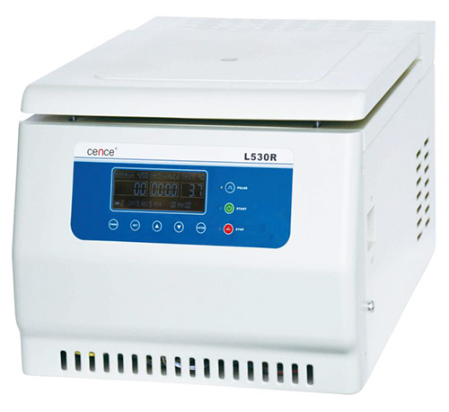 Cence CNC-122 L530R Tabletop Low Speed Refrigerated Centrifuge